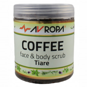 Coffee Face & Body Scrub Tiaré