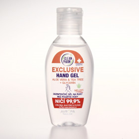 CleanPharm Hand Gel Exclusive 50ml